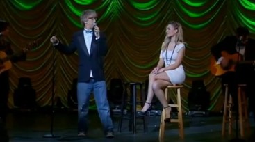 Oyster on Showtime: Andy Dick & Chelsea Dawn